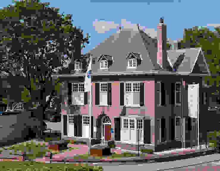 Villa Louise Дома в классическом стиле от Foto Buro Brabant Классический