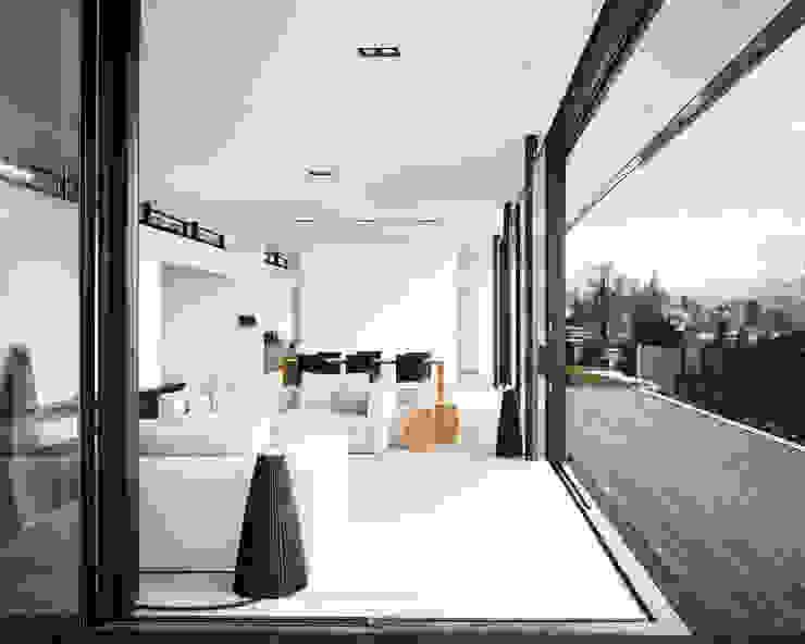modern  door meier architekten zürich, Modern