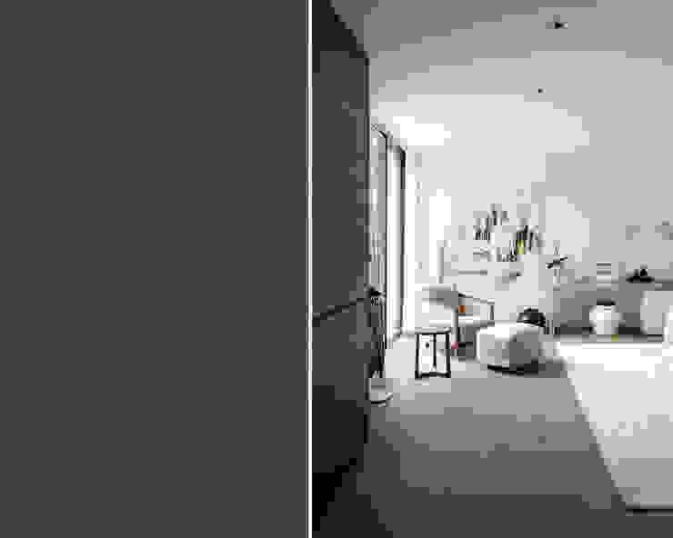 Спальная комната  в . Автор – meier architekten zürich,