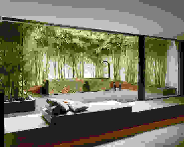 Binnenbeplanting door meier architekten zürich,