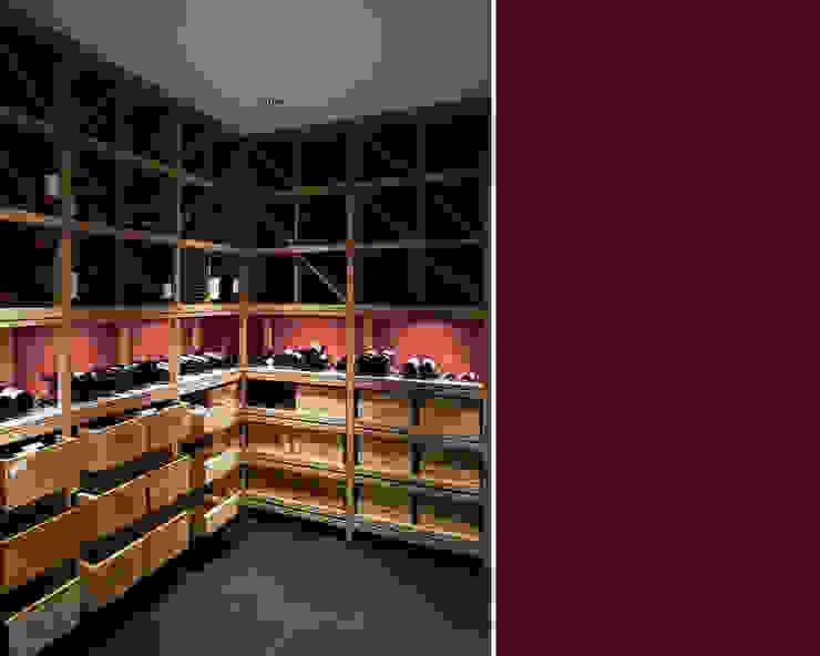 Wijnkelder door meier architekten zürich,