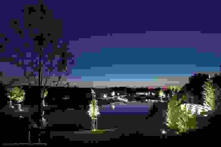 OC|Lichtplanung 庭院