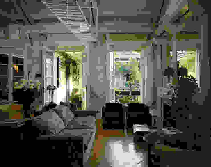 Abitazione a Brera, Milano Soggiorno moderno di VITTORIO GARATTI ARCHITETTO Moderno