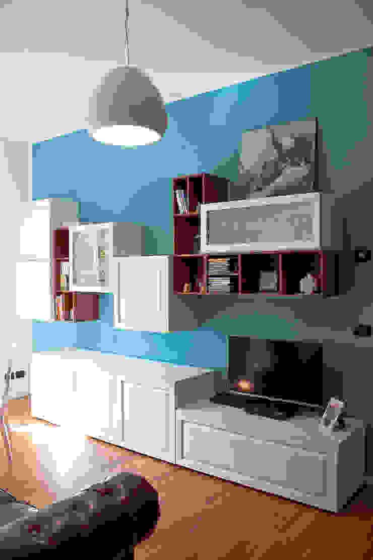Laura Lucente Architetto Living room