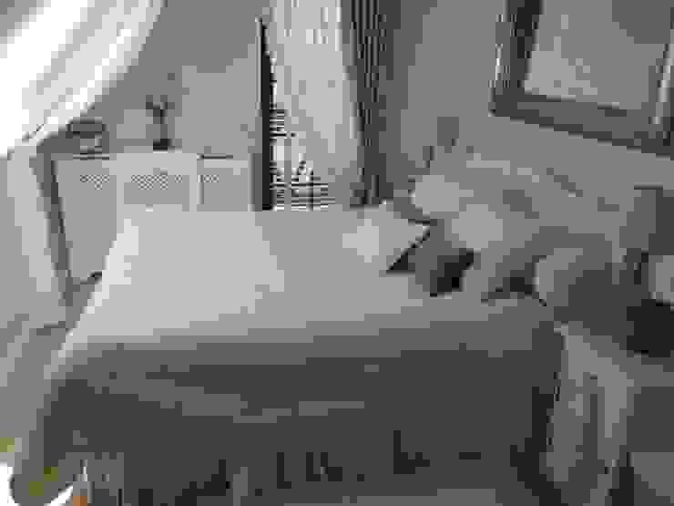 Спальная комната  в . Автор – ITPH DreamHouse Marcin Urzędowski