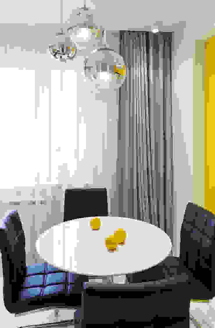 Квартира на улице Маршала Малиновского. Реализация Кухня в стиле минимализм от Rustem Urazmetov Минимализм