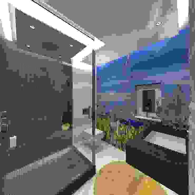Modern Banyo Design by Torsten Müller Modern Granit