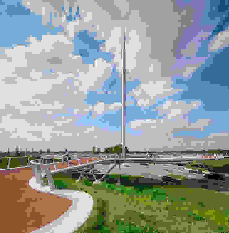 Foto Buro Brabant: modern tarz , Modern
