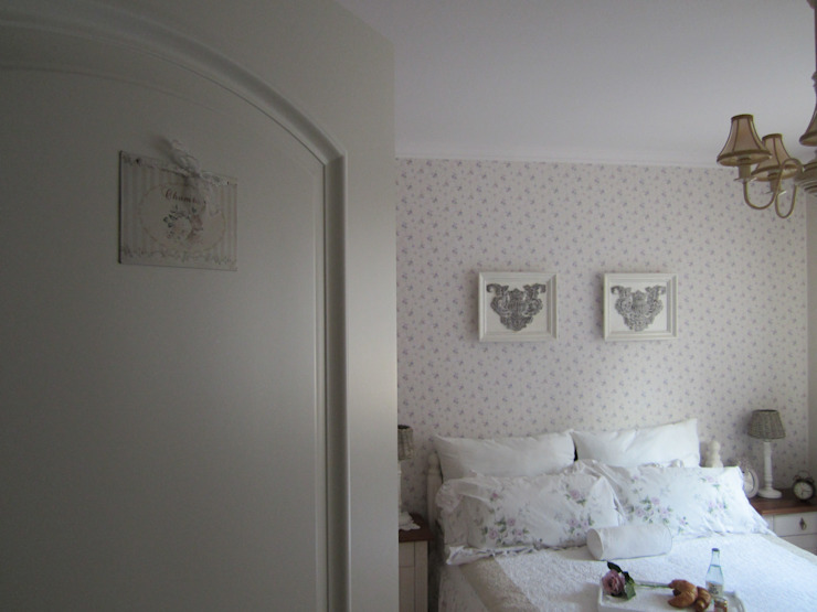 Kamar Tidur Modern Oleh DreamHouse.info.pl Modern