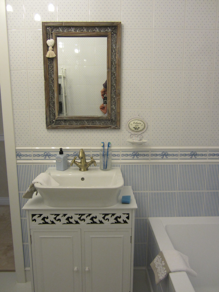 Modern bathroom by DreamHouse.info.pl Modern