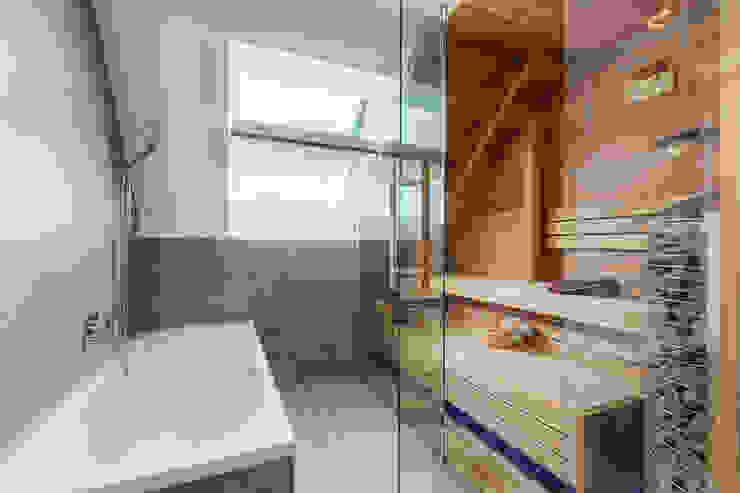 Projekty,  Spa zaprojektowane przez Horst Steiner Innenarchitektur, Nowoczesny