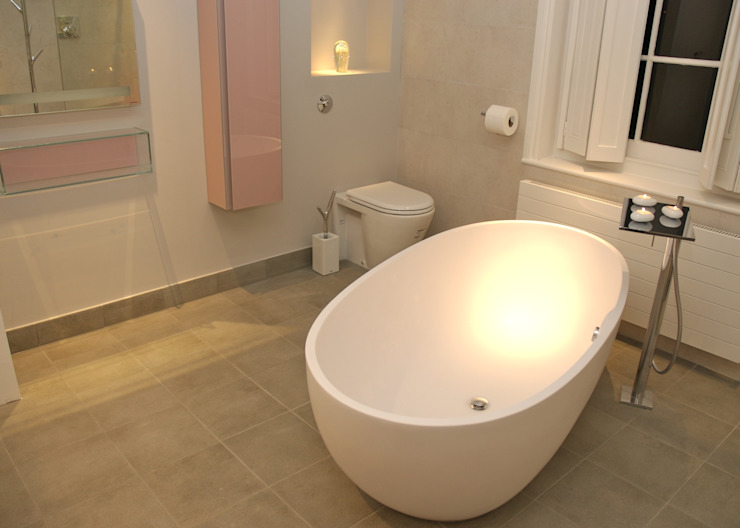 Hampstead Bathroom Modern Bathroom by Refurb It All Modern