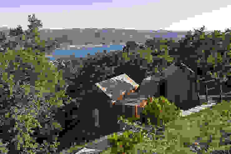 Moinhos da Corga Casas modernas por Escritorio de arquitetos Moderno