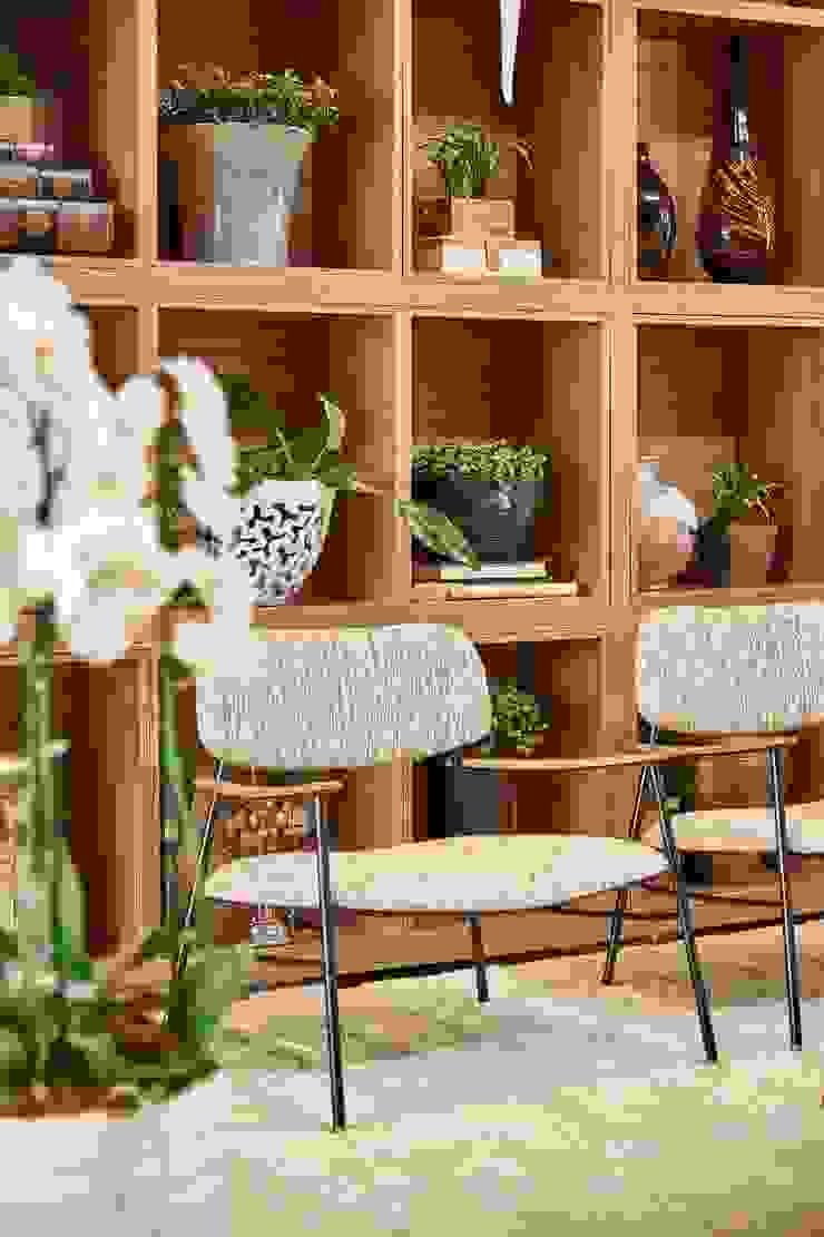 Decora Lider Campinas – Sala de Encontros Salas de estar modernas por Lider Interiores Moderno