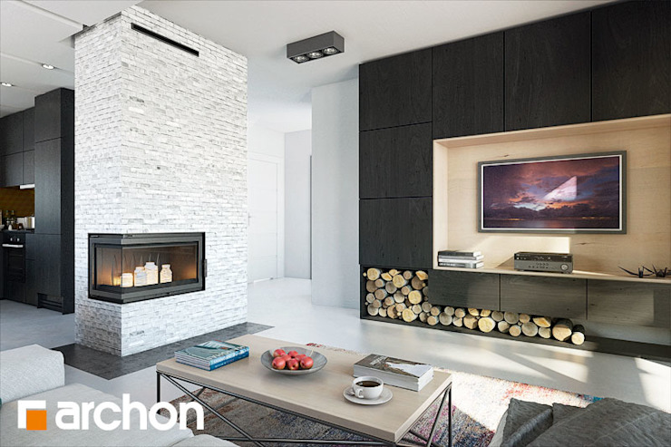 modern  by ArchonHome.pl, Modern