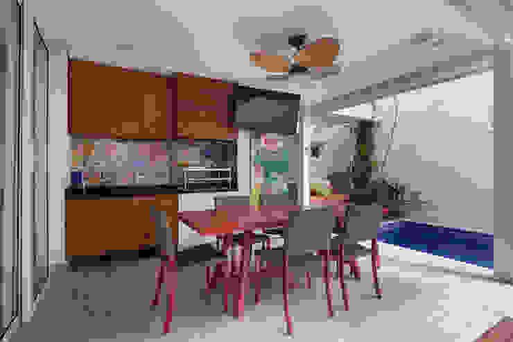 Cocinas modernas de Cactus Arquitetura e Urbanismo Moderno
