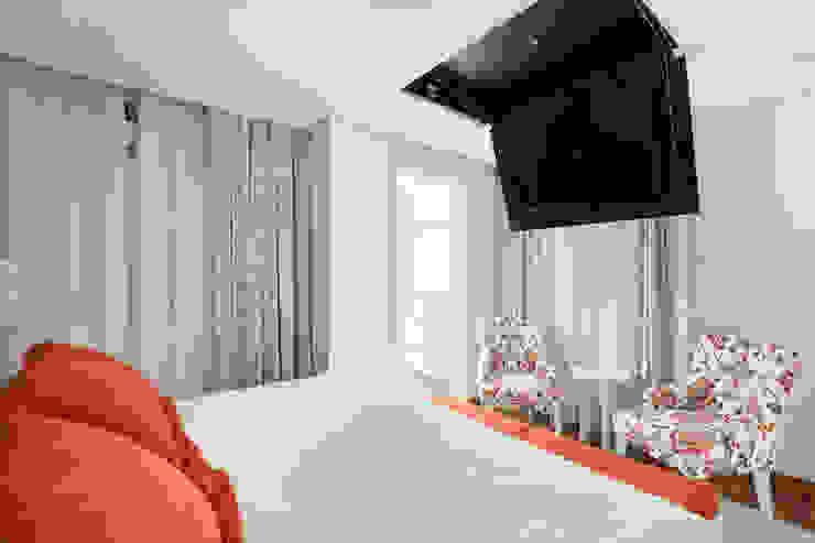 Modern style bedroom by Cactus Arquitetura e Urbanismo Modern