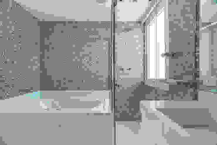 Casa Brooklin Banheiros modernos por Cactus Arquitetura e Urbanismo Moderno