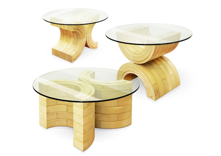 Blocco Arreda Living roomSide tables & trays
