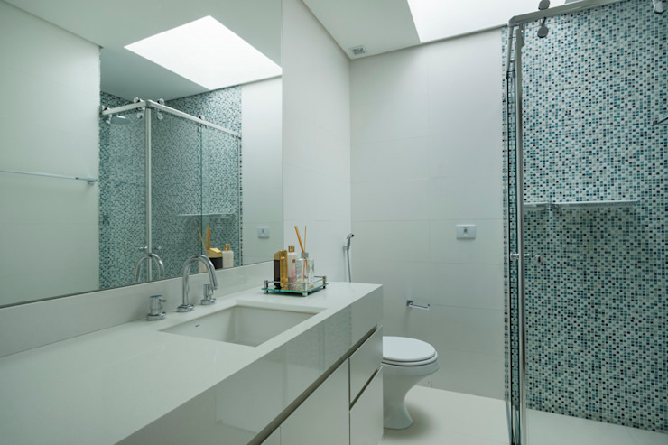 Cactus Arquitetura e Urbanismo Modern bathroom