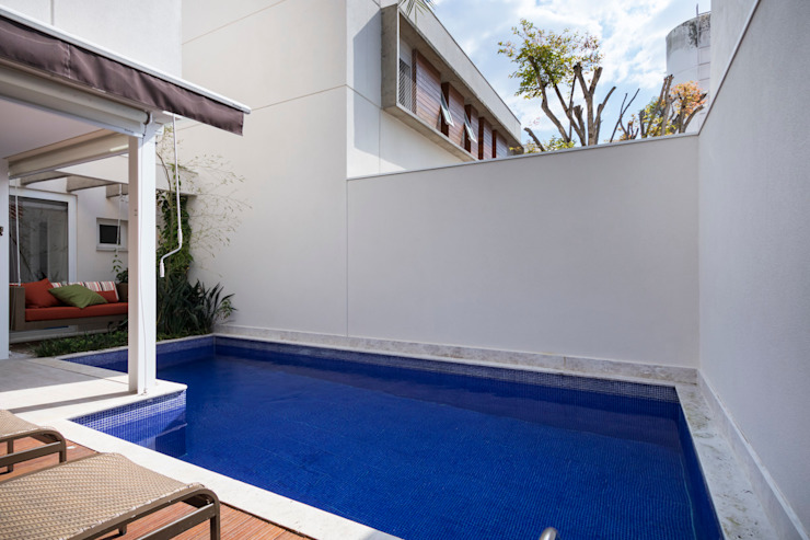 Cactus Arquitetura e Urbanismo Modern pool