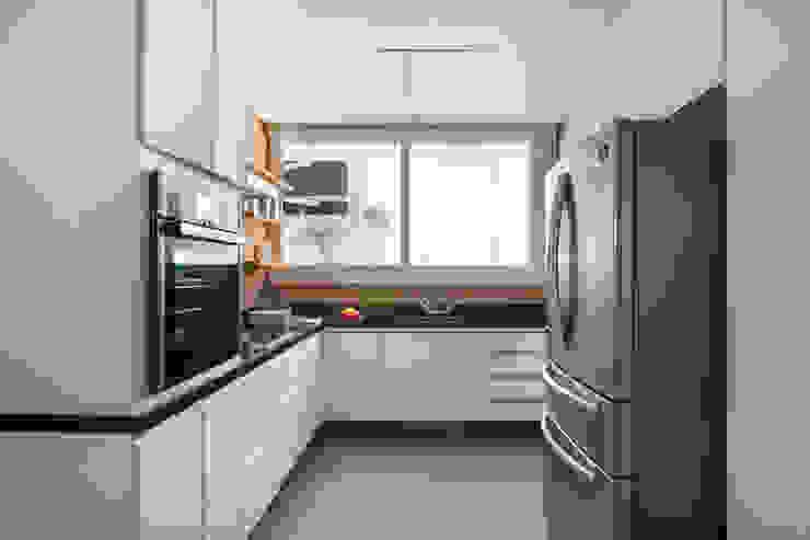Casa Brooklin Cozinhas modernas por Cactus Arquitetura e Urbanismo Moderno