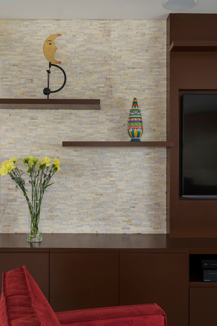 Cactus Arquitetura e Urbanismo Modern living room