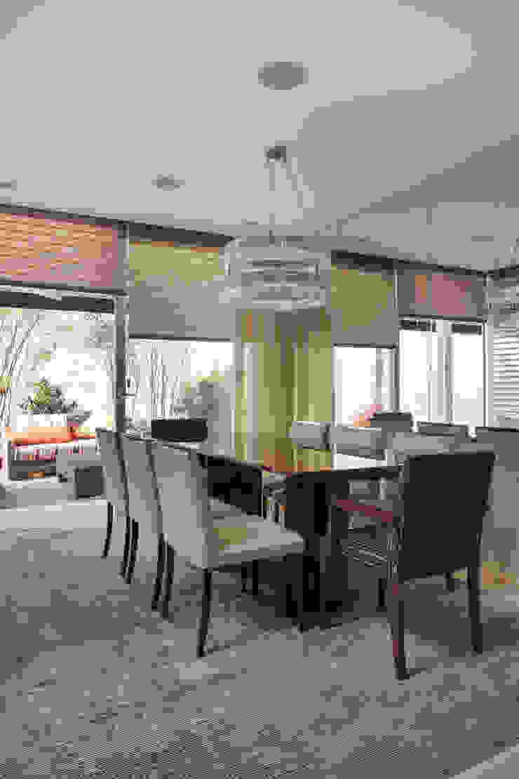 Cactus Arquitetura e Urbanismo Modern dining room