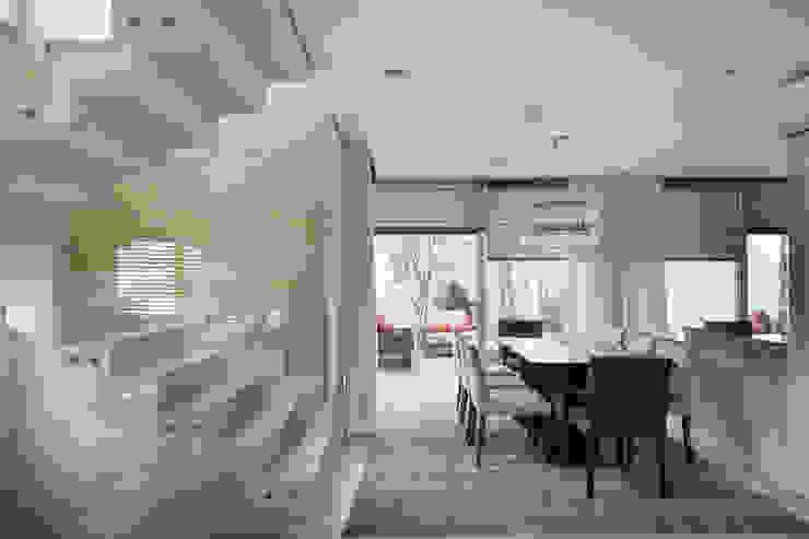 Casa Brooklin Salas de jantar modernas por Cactus Arquitetura e Urbanismo Moderno