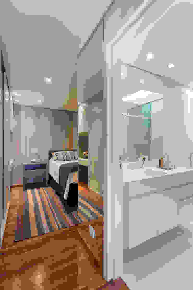 Cactus Arquitetura e Urbanismo Modern style bedroom