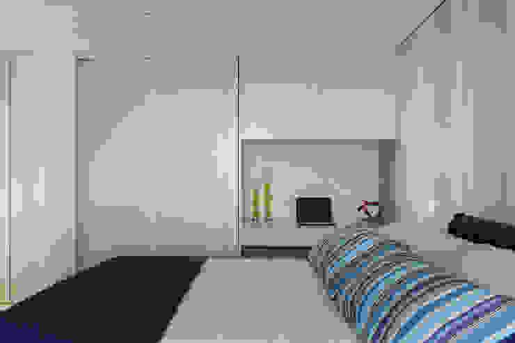 Casa Brooklin Quartos modernos por Cactus Arquitetura e Urbanismo Moderno