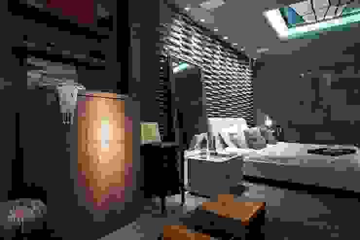 모던스타일 침실 by Cristiane Locatelli Arquitetos & Associados 모던