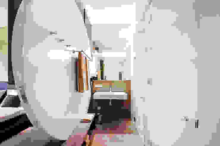 Bad und WC Minimalistische Badezimmer von Horst Steiner Innenarchitektur Minimalistisch