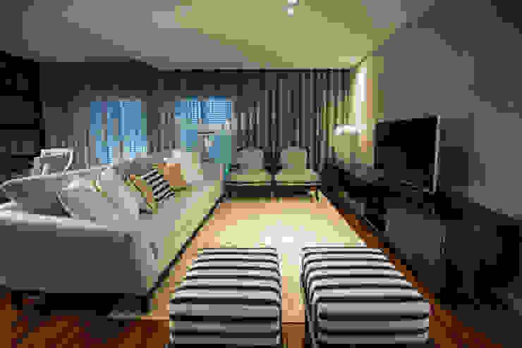 Habitação JM Casas modernas por Alberto Sousa Interiores Moderno