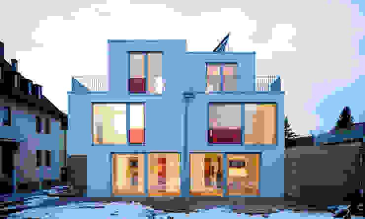 Gerokstraße Moderne Häuser von MuG Architekten Modern