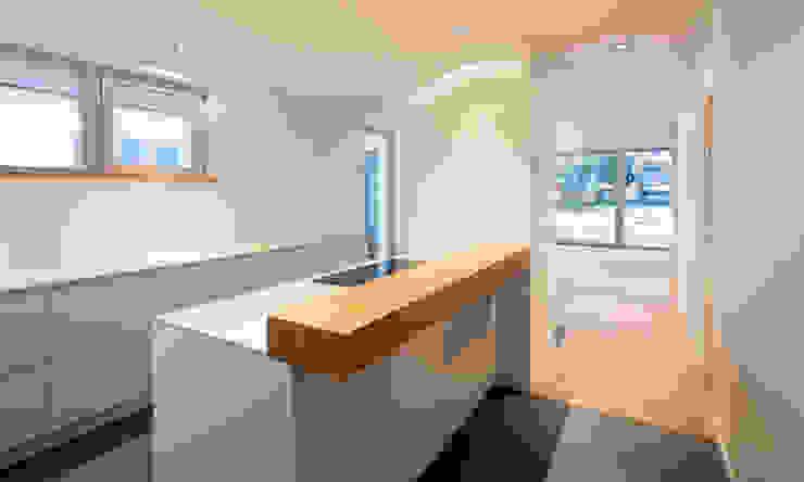 Gerokstraße Moderne Küchen von MuG Architekten Modern