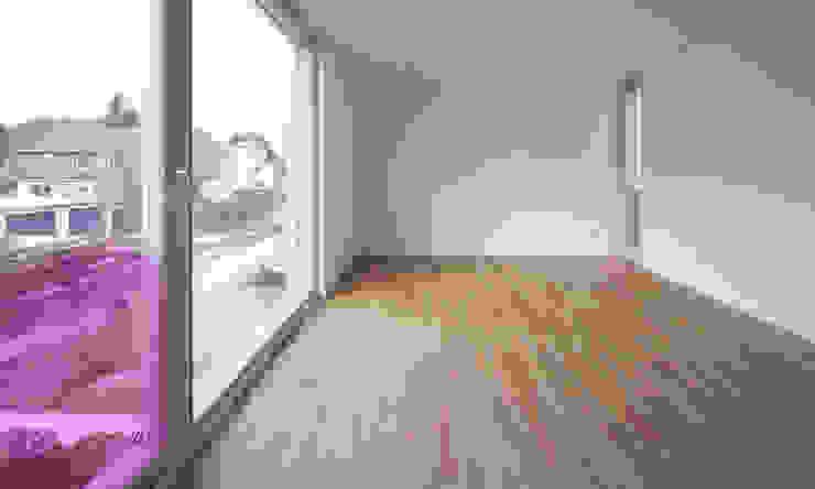 Gerokstraße Moderne Schlafzimmer von MuG Architekten Modern