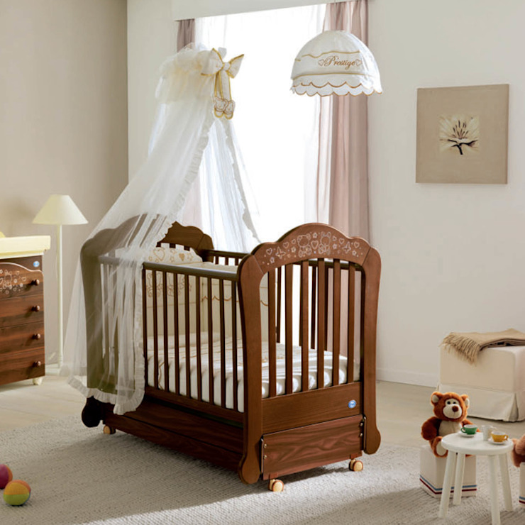 de estilo  por My Italian Living, Moderno Madera Acabado en madera