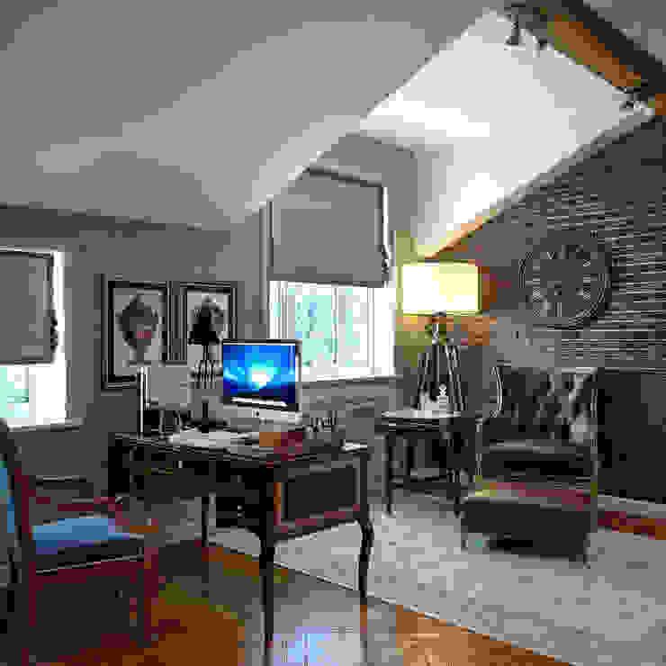 Studeerkamer/kantoor door Sweet Home Design,