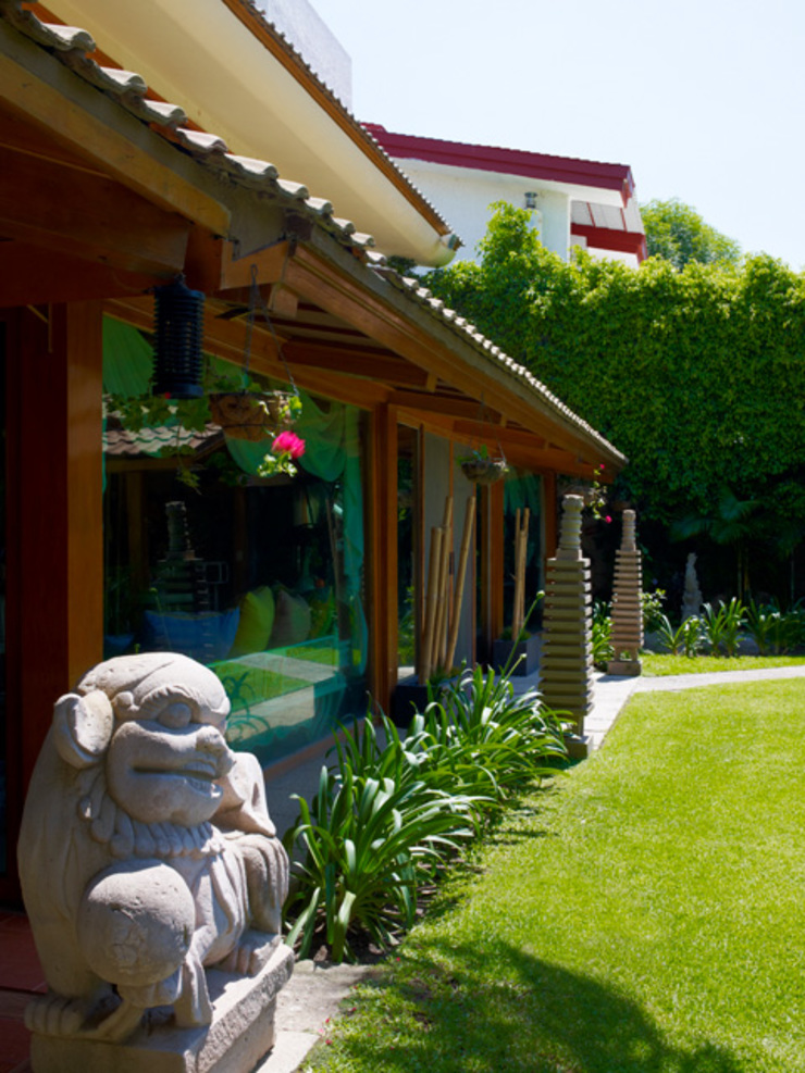 Excelencia en Diseño Casas de estilo asiático