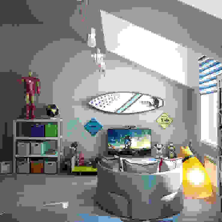 Recámaras infantiles de estilo  por Sweet Home Design, Moderno