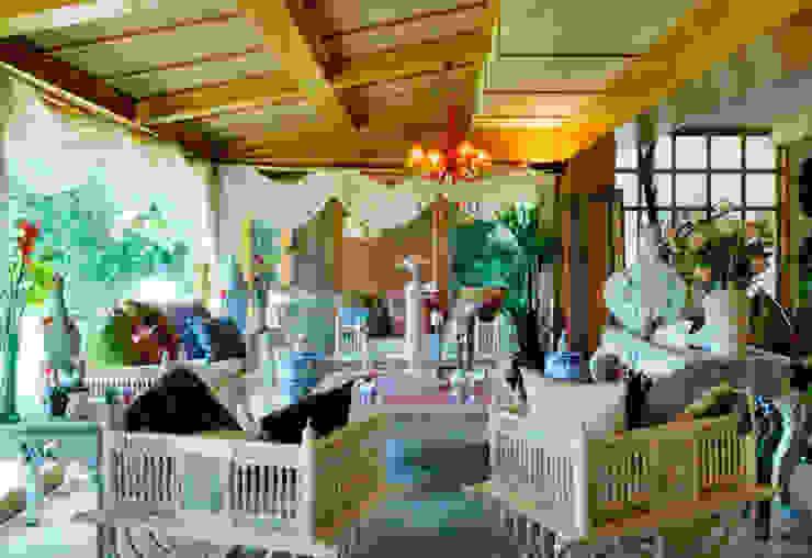 la sala Excelencia en Diseño Salas de estilo asiático