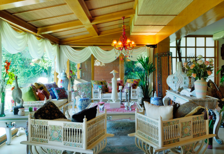 Salas de estar asiáticas por Excelencia en Diseño Asiático
