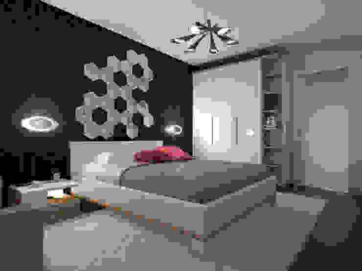 Modern Bedroom by Artstyle Modern