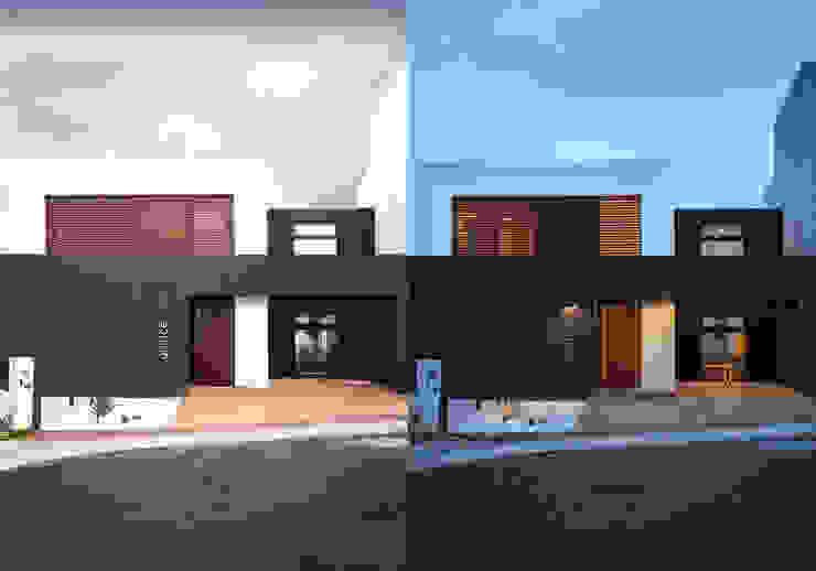 DÍA Y NOCHE Casas de estilo minimalista de Región 4 Arquitectura Minimalista