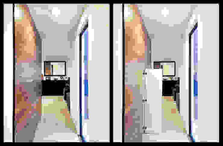 ESPACIOS DE GUARDADO Walk in closets de estilo minimalista de Región 4 Arquitectura Minimalista
