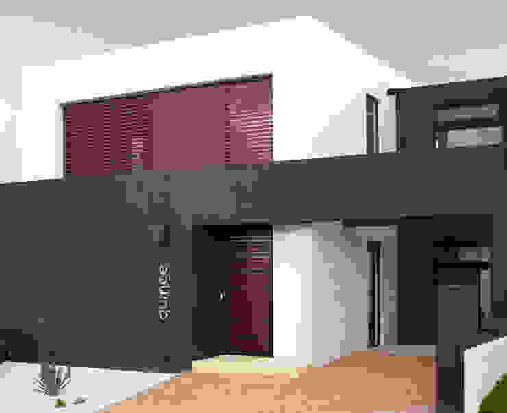 Región 4 Arquitectura Minimalistische huizen
