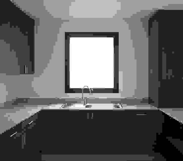COCINA Cocinas de estilo minimalista de Región 4 Arquitectura Minimalista