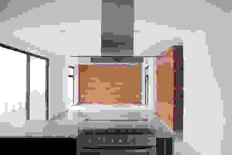 SENSACIÓN DE AMPLITUD Cocinas de estilo minimalista de Región 4 Arquitectura Minimalista