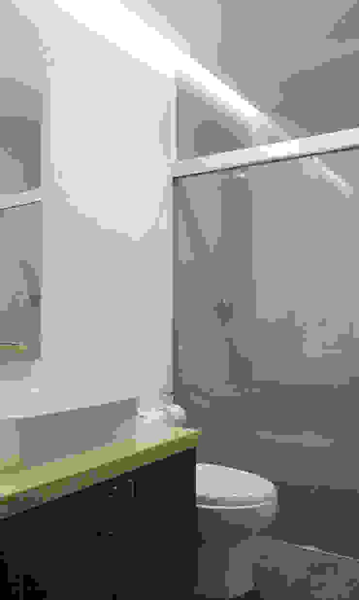 BAÑO Baños de estilo minimalista de Región 4 Arquitectura Minimalista